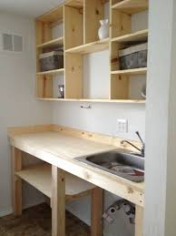 Rustic Kitchenette Great For Temporary Use Guest House Small