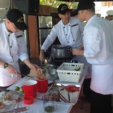 Navy Cook Star Spangled Farm To Galley Cook Off