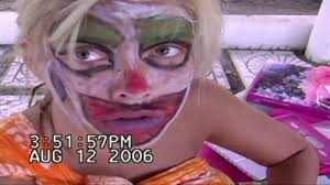clown video raises questions about anna nicole smith