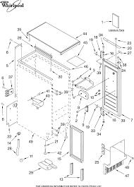 Cabi liner and door parts
