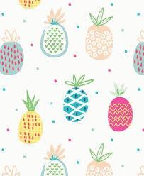 Pineapple Pattern Cool Pineapple Pattern By Michele Payne ConversationalPrints