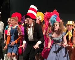 A kid enters and notices it.) kid: Auburn Players Youth To Present Seussical Musical Entertainment Auburnpub Com