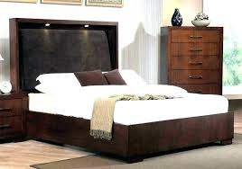 Double Bed Frame Wood Wooden Bed Frame With Drawers King Size Wooden ...