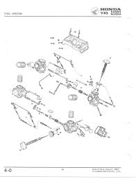 vf750c shop manual carburetor diagram