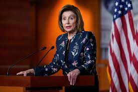 Is Nancy Pelosi trying to be president?
