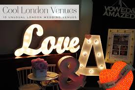10 of the coolest london wedding venues smashing the glass Wedding Ideas London cool london venues wedding ideas london