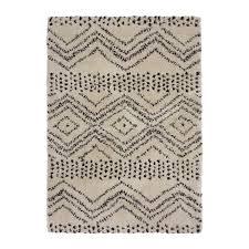 noble aztec cream rug noble aztec cream rug