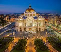 Bellas Artes, Mexico DF, Mexico | pedro lastra