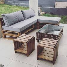 Image Do It Yourself Wood Pallet Furniture Set Pinterest Prepare Amazing Projects With Old Wood Pallets Garden Pallet