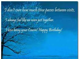 Happy Birthday Cousin Quotes Happy Birthday Cousin 100 Funny Messages And Quotes 8