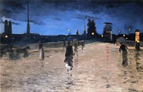 every artist should know how to choose painting brushes le pont de pierre rouen by charles angrand oil on canvas 1881