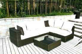 wicker patio furniture with sunbrella cushions outdoor furniture outdoor patio sets patio set woven patio sets