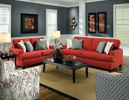 red color schemes for living rooms inspiring red sofa living room