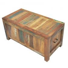 recycled wooden furniture. Nirvana Reclaimed Timber Blanket Box Recycled Wooden Furniture L
