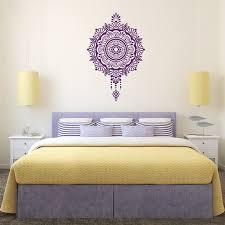 Moraccan Style <b>Wall Decal</b> Master Bedroom Headboard <b>Vinyl</b> Wall ...