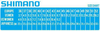 Cycling Shoe Size Chart Details About Shimano Me200 Spd Mountain Bike Bicycle Cycling Shoes Black White