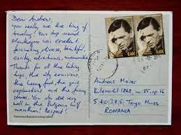 Alte ak postkarte italien varese visto dal sacro monte selten gel. Eine Postkarte An Mich Selbst Der Reisende Reporter