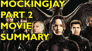 spoiler alerts the hunger games mockingjay part 2 2016 video summary