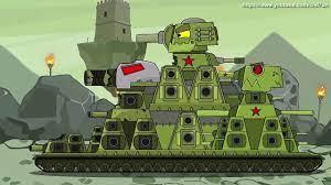 1️⃣BATTLE OF HYBRIDS Cartoons About Tanks Phim hoạt hình về xe tăng ™️  Hayhd.vn