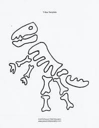 Dinosaur Bones Coloring Pages Skeleton Coloring Amazing Dinosaur
