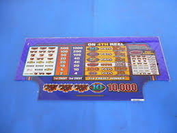 Off The Charts Slot Machine Bally Gaming Inc Slot Machine Pay Belly Chart Blazing 777