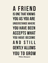 Shakespeare Quotes On Friendship