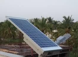 solar outdoor lighting solution