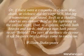 Sympathy Quotes Inspiration Sympathy Quotes