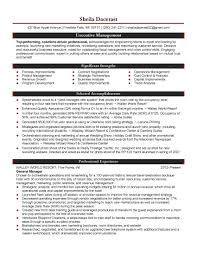 Pleasant Resume Objective Hospitality Job For Your Hospitality