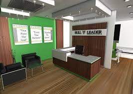 office reception interior. Inspiring Example For Office Reception Interior Design A