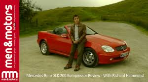 Mercedes-Benz SLK 200 Kompressor Review - With Richard Hammond ...