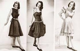 1940s summer frocks june 1946