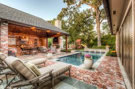 backyard pool and outdoor kitchen designs. Fine Designs Contractor GW Oliver Construction With Backyard Pool And Outdoor Kitchen Designs