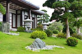 46 asian style house landscaping ideas