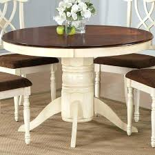 cherry 48 inch round expandable dining table for within with leaves 48 inch round dining table