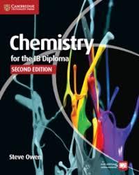 chemistry for the ib diploma steve owen telegraph  chemistry for the ib diploma coursebook