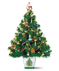 Spode Christmas Tree at iFlowers Virtual Flowers and eCards
