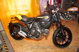 ducati scrambler full throttle side india indian autos blog