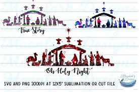 Create an account or log into facebook. Nativity Svg Png True Story O Holy Night Baby Jesus 402797 Illustrations Design Bundles