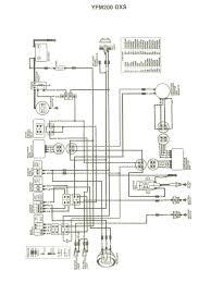 yamaha blaster 200 wiring diagram yamaha automotive wiring diagrams description yamaha blaster wiring diagram