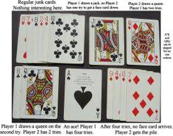 Like most card games it has plenty of regional variations, but the rules used on this site are the standard rules from wikipedia. Egyptian Ratscrew Board Game Boardgamegeek