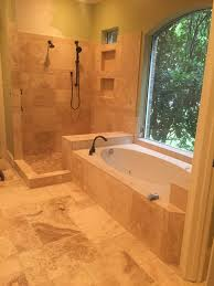 bathroom remodeling austin tx. Travertine Bathroom Remodel In West Lake HIlls / Austin Tx - Vintage Modern Design \u0026 Build Texas Remodeling B