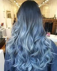 Subtle Blue Highlights Blue Hair Highlights Black Hair With Subtle Blue Highlights Kcnym Com