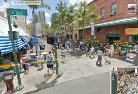 google maps street view comes to hawaii urban archaeology town s busy outdoor markets
