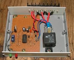 thebackshed com wind solar controller my finished controller