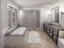 bright bathroom interior with charming led lights plus paired with bathtub options small bathroom