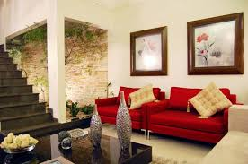 ... interior design trends in 2013. red chairs and decorative vases