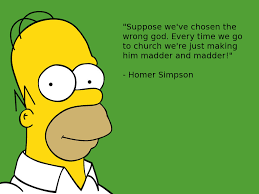Homer Simpson Funny Quotes