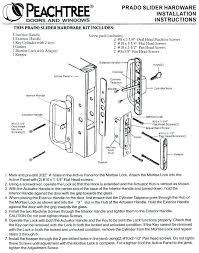 pella storm door hardware screen door handle sliding door hardware installation instructions storm door handle manual