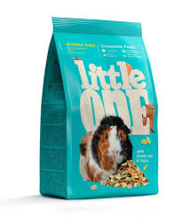 <b>Little One Guinea</b> Pigs <b>Корм</b> для морских свинок. Вес: 900 гр ...